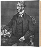 Edward Bulwer Lytton Wood Print