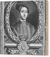 Edward Vi (1537-1553) Wood Print