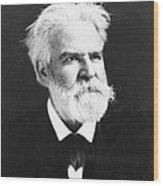 Edwin Markham (1852-1940) Wood Print