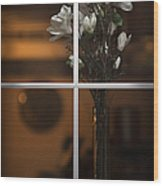 Elegance Wood Print by Doug Sturgess