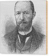 Emil Von Behring (1854-1917) Wood Print