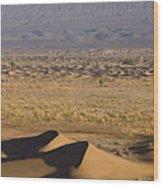 Erg Chigaga, Sahara Desert, Morocco, Africa Wood Print
