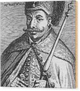 False Dmitry I (1581-1606) Wood Print