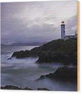 Fanad Head, County Donegal, Ireland Wood Print