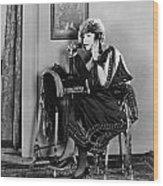 Film Still: Telephones Wood Print