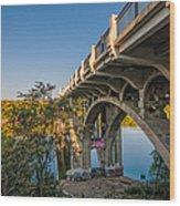 Ford Parkway Bridge Wood Print