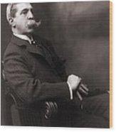 Francis Hopkinson Smith 1838-1915 Wood Print