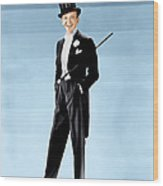 Fred Astaire, Ca. 1930s Wood Print