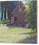 Ty Hodanish Gallery At Prallsville Mill Wood Print
