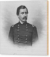 George Brinton Mcclellan Wood Print