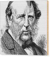 George Cruikshank Wood Print