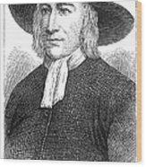 George Fox (1624-1691) Wood Print by Granger