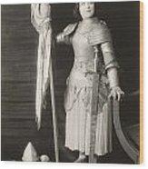 Geraldine Farrar (1882-1967) Wood Print