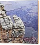 Grand Canyon 3 Wood Print