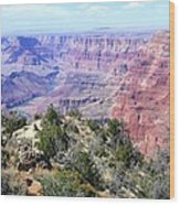 Grand Canyon 8 Wood Print