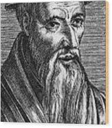 Guillaume Farel (1489-1565) Wood Print