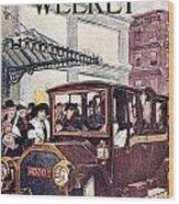 Harpers Weekly, 1913 Wood Print