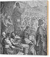 Herodotus (c484-c425 B.c.) Wood Print
