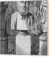 Hippocrates, Greek Physician, Father Wood Print
