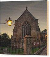Holy Trinity Church Bradford On Avon England Wood Print