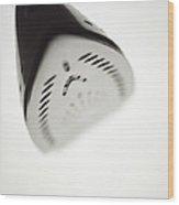 Household Iron Wood Print