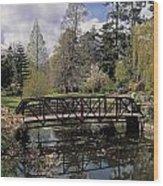 Irish National Botanic Gardens, Dublin Wood Print