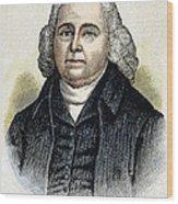 Isaac Backus (1724-1806) Wood Print