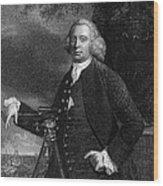 James Brindley (1716-1772) Wood Print