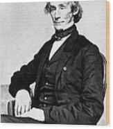 James Gordon Bennett, Sr Wood Print