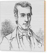 James K. Polk (1795-1849) Wood Print