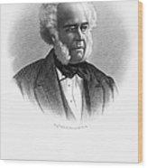 James W. Webb (1802-1884) Wood Print