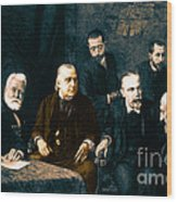 Jean-martin Charcot, French Neurologist Wood Print