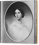 Jessie Ann Fremont Wood Print