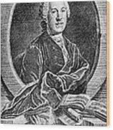 Johann Adolf Hasse Wood Print