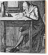 Johann Kaspar Lavater Wood Print