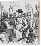 John Browns Raid, 1859 Wood Print