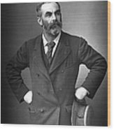 John Burns (1858-1943) Wood Print