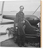 John Dahlgren, American Naval Officer Wood Print