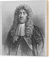 John Maitland (1616-1682) Wood Print