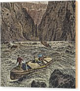 John Wesley Powell Wood Print