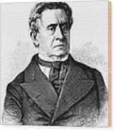 Joseph Henry, American Scientist Wood Print by Science Source