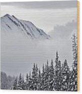 Kananaskis Country In Winter, Peter Wood Print