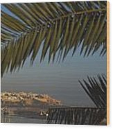 Kasbah Des Oudaias, Rabat Wood Print by Axiom Photographic