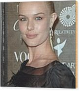 Kate Bosworth At Arrivals For The Art Wood Print