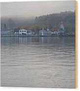 Lake George New York Wood Print