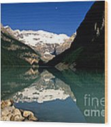 Lake Louise IIi Wood Print