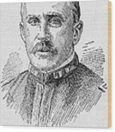 Leonard Wood (1860-1927) Wood Print by Granger
