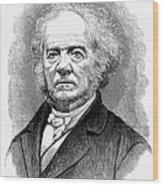 Lewis Tappan (1788-1873) Wood Print by Granger