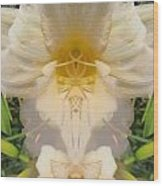 Lily Fantasy Wood Print