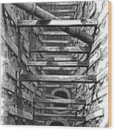 London:fleet Street Sewer Wood Print